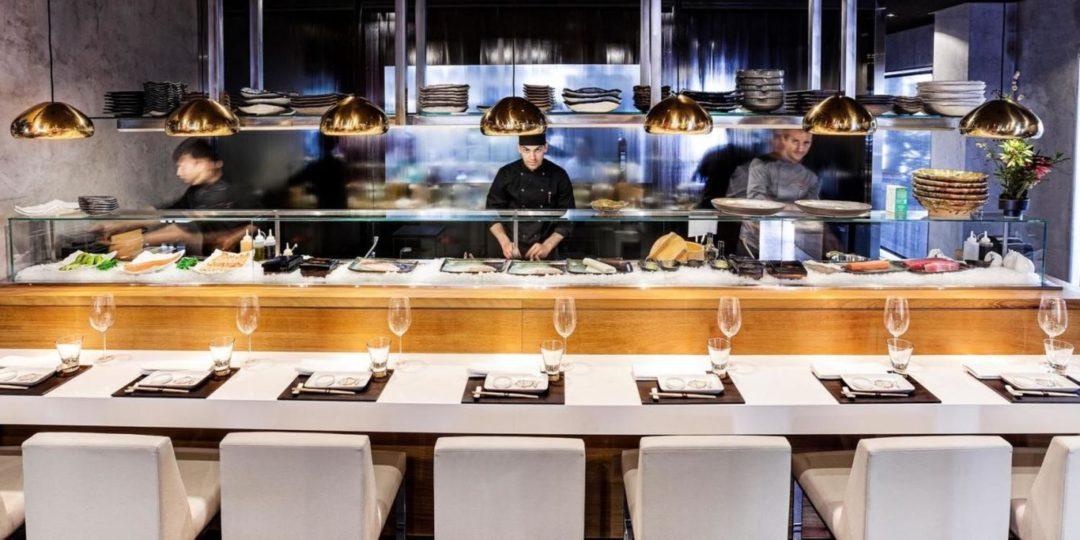 los mejores restaurantes sushi madrid