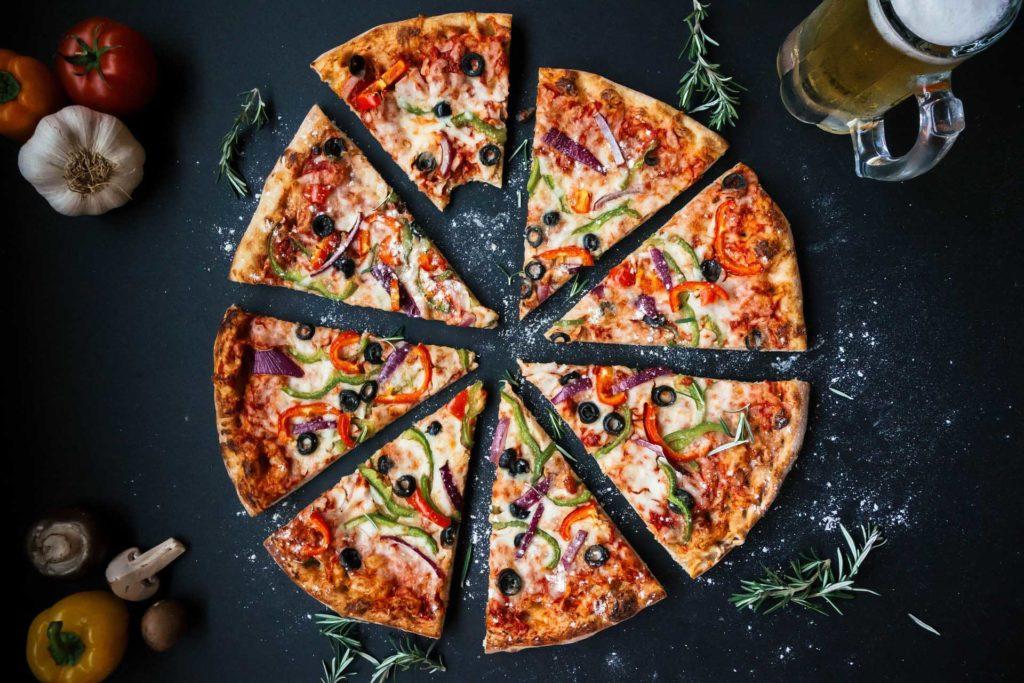historia origen pizza
