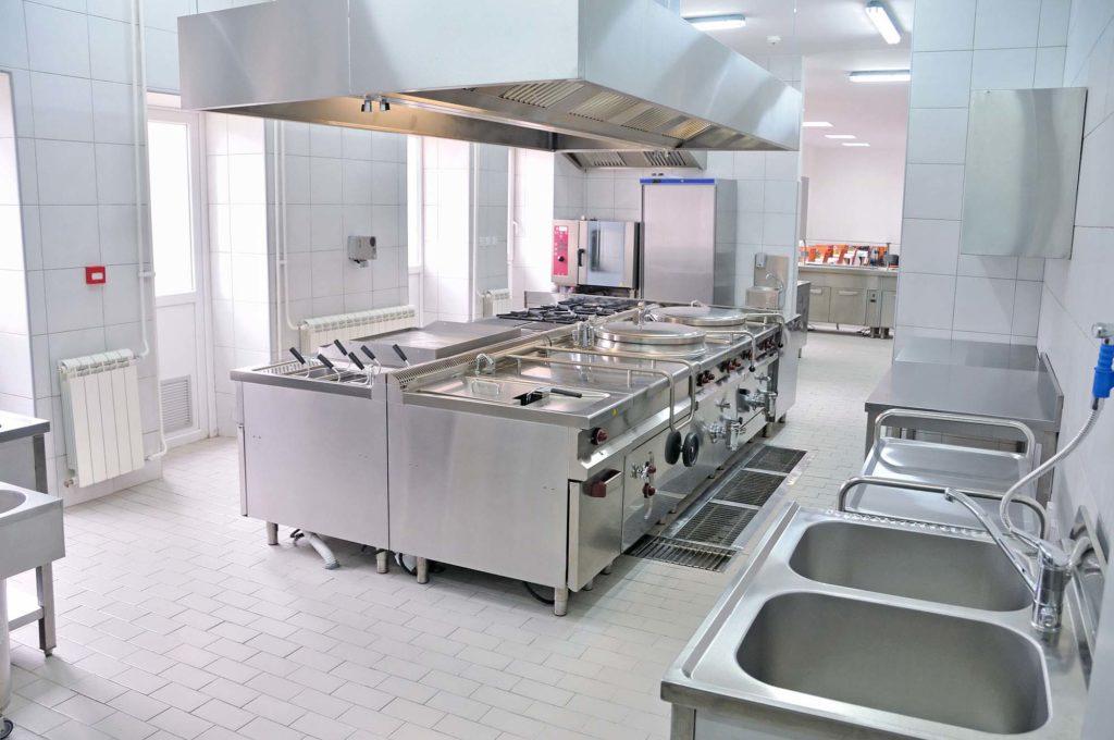 equipamiento cocinas industriales