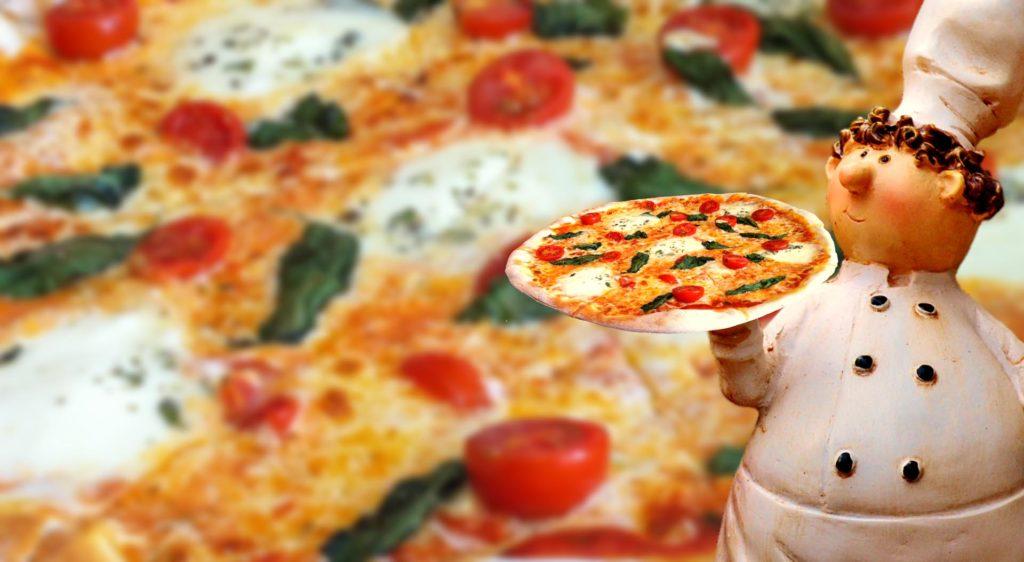 cadenas de pizza en el mundo