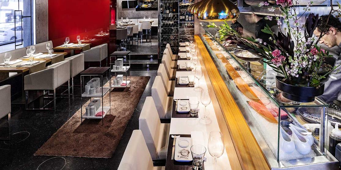 restaurantes con barra en madrid para comer solo