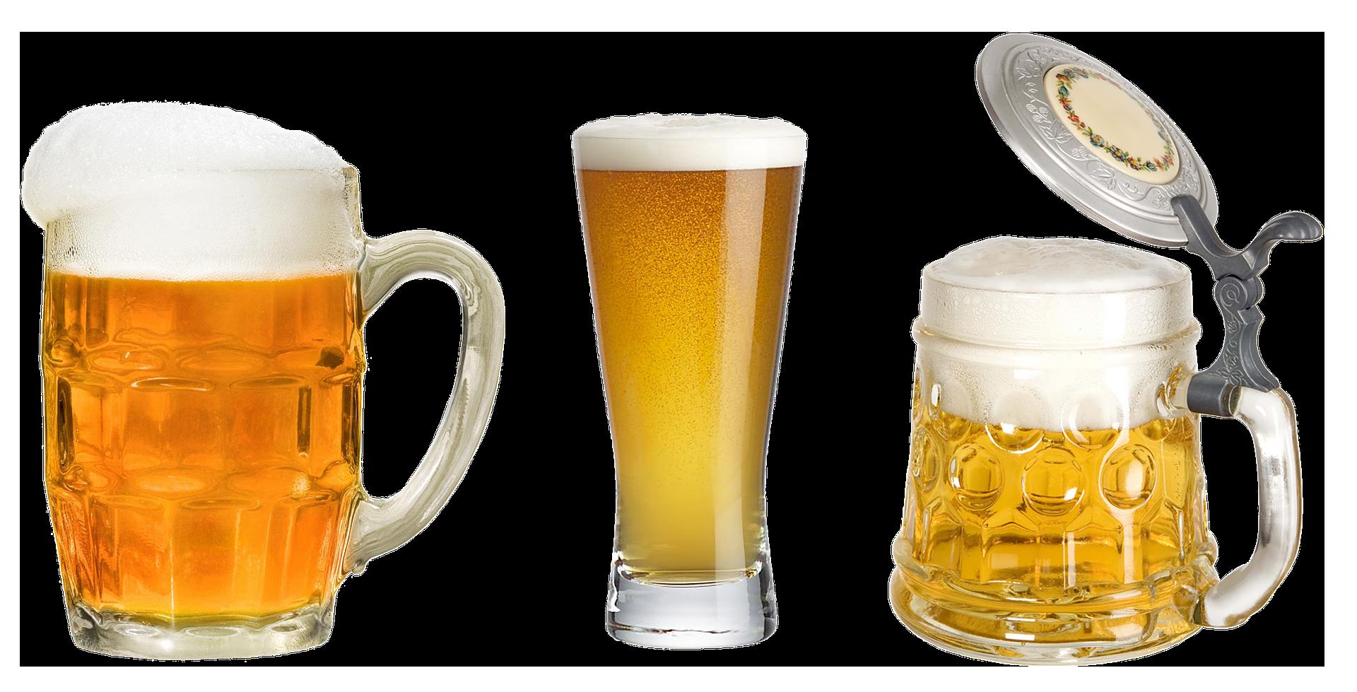tipos cervezas
