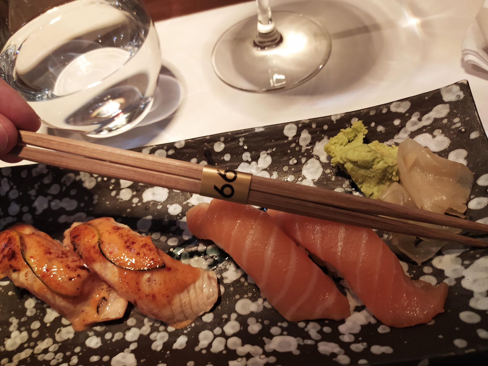 sushi 99 padre damian